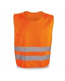 THIEM. Gilet riflettente - Arancione