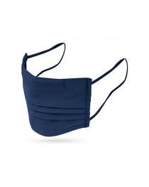 GRANCE. Mascherina tessile riutilizzabile - Blu