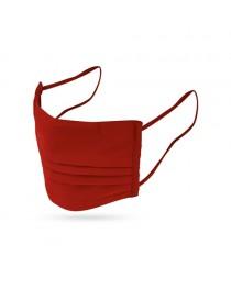 GRANCE. Mascherina tessile riutilizzabile - Rosso