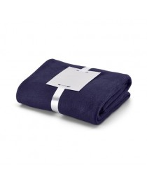 WARMY. Coperta in pile 250 g/m² - Blu