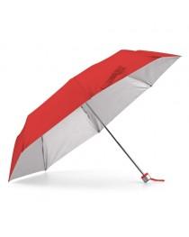 TIGOT. Ombrello pieghevole - Rosso