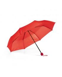 MARIA. Ombrello pieghevole - Rosso