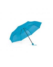 MARIA. Ombrello pieghevole - Azzurro
