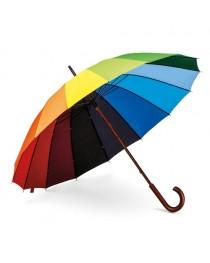 DUHA. Ombrello con 16 stecche - Assortito