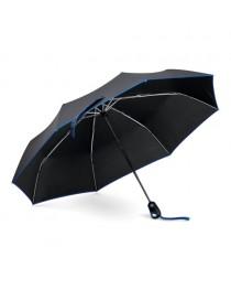 DRIZZLE. Ombrello con apertura e chiusura automatiche - Blu reale