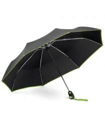 DRIZZLE. Ombrello con apertura e chiusura automatiche - Verde chiaro
