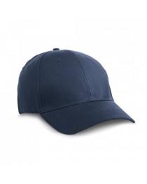 Cappellino con visiera - Blu