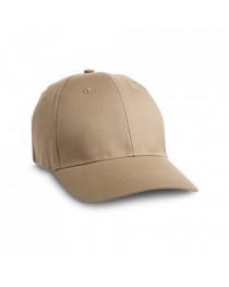 Cappellino con visiera - Marrone chiaro