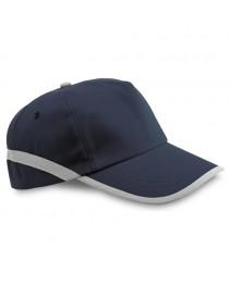 JONES. Cappellino con parti riflettenti - Blu