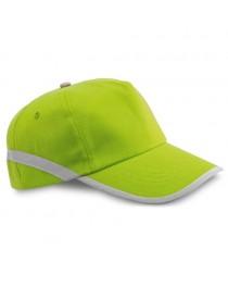 JONES. Cappellino con parti riflettenti - Verde chiaro