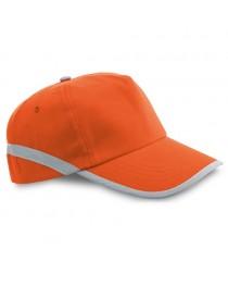 JONES. Cappellino con parti riflettenti - Arancione