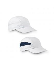 BROWNE. Cappellino con visiera - Bianco
