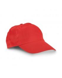 CHILKA. Cappellino per bambini - Rosso