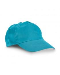 CAMPBEL. Cappellino con visiera - Azzurro