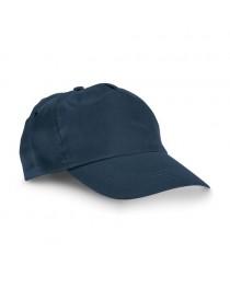 CAMPBEL. Cappellino con visiera - Blu scuro