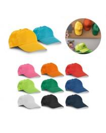 CAMPBEL. Cappellino con visiera - Arancione