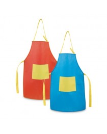 LAVENDER. Grembiule per bambini - Azzurro