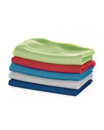 ARTX. Asciugamano sportivo rinfrescante - Azzurro
